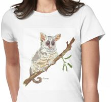 Pippin, the Bush baby Womens Fitted T-Shirt