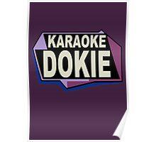 Karaoke Dokie Poster