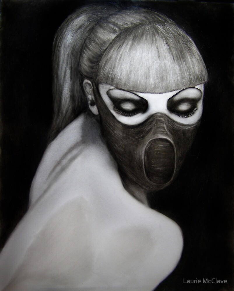 Mask by Laurie McClave