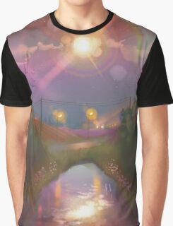 sunny moon  Graphic T-Shirt