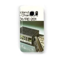 roland space echo Samsung Galaxy Case/Skin