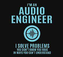 Audio Engineer Solve Problems Unisex T-Shirt