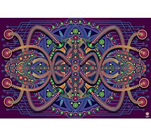Unique abstract poster designs-Oxymoron Cascade Photographic Print