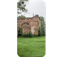 Churches destroyed iPhone Case/Skin