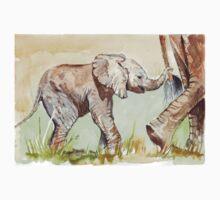 Baby Elephant walk One Piece - Long Sleeve