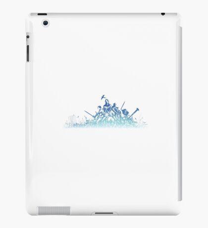 Final Fantasy XI online artwork  iPad Case/Skin