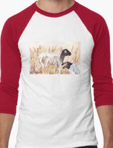 Dorpers Men's Baseball ¾ T-Shirt