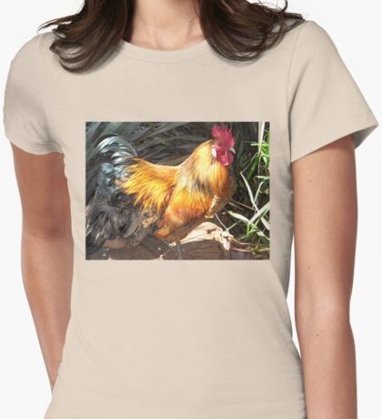 Farm talk - Artemis in glorious colour Womens Fitted T-Shirt