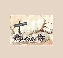 Warthogs Crossing Unisex T-Shirt
