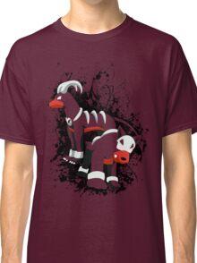 Houndour and Houndoom Splatter Classic T-Shirt