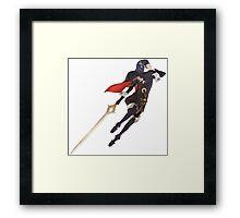 Lucina Fire Emblem  Framed Print