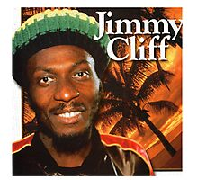 jimmy cliff Photographic Print