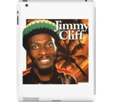 jimmy cliff iPad Case/Skin