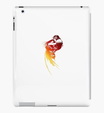 Final Fantasy VIII Vector Artwork iPad Case/Skin