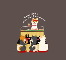 Happy Shiba Shirt Unisex T-Shirt