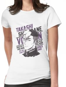 Save Shiro 2k16 Womens Fitted T-Shirt