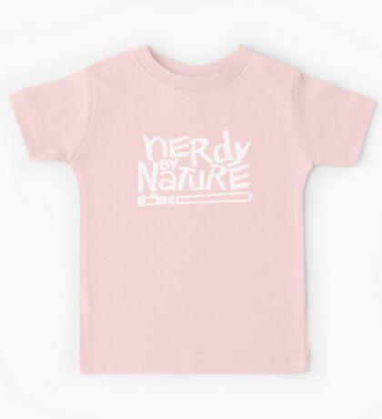 I am Nerdy Kids Tee