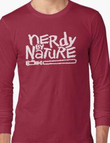 I am Nerdy Long Sleeve T-Shirt