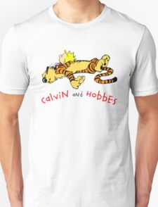 Calvin and Hobbes T-shirt - funny t-shirt 3 Unisex T-Shirt