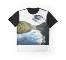 Reflecting on The Pieman Graphic T-Shirt