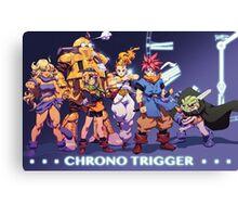 Crono Team Canvas Print