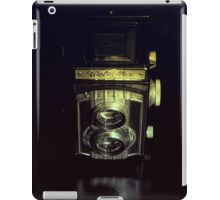 Weltaflex TLR Camera iPad Case/Skin