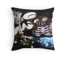 Evermore RPG Throw Pillow