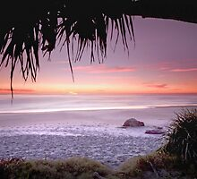 Paradise - Miami Gold Coast Qld Australia by Beth  Wode