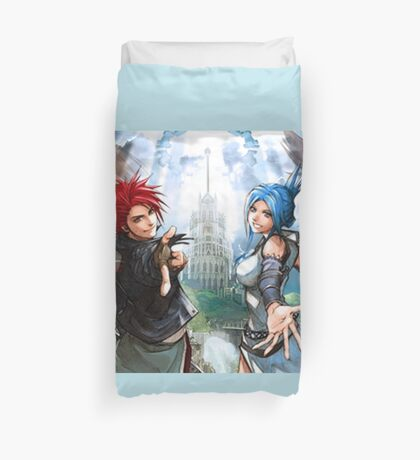 Lufia Magic Duvet Cover