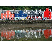 Tobermory Revisited Photographic Print