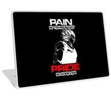 Vegeta Pride I Laptop Skin