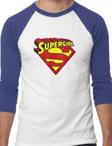 Strongerst Girl Men's Baseball ¾ T-Shirt
