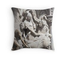Martyrs' Pulpit Throw Pillow