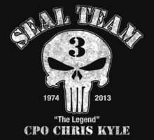 American Legend - US Sniper Chris Kyle  One Piece - Short Sleeve