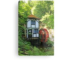 Groudle Glen Metal Print
