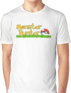Monster Hunter Graphic T-Shirt