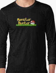 Monster Hunter Long Sleeve T-Shirt