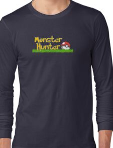 Monster Hunter Long Sleeve T-Shirt