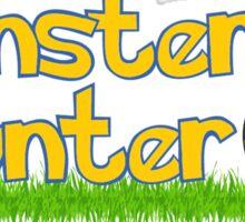 Monster Hunter Sticker