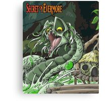 Snake Evermore Canvas Print