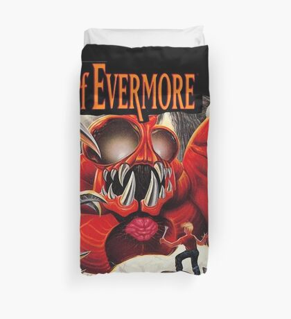 Secret Of Evermore Duvet Cover