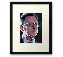 Harold Finch Framed Print
