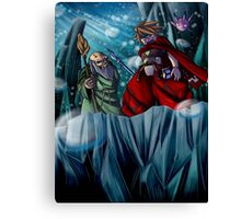 Terranigma RPG Canvas Print