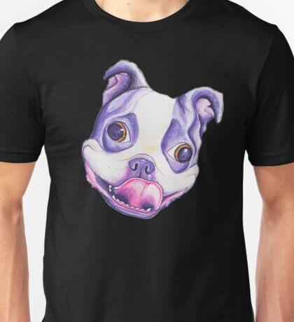 It's Beans the Boston Terrier! Unisex T-Shirt