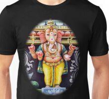 Ganesha Hindu God Statue Unisex T-Shirt