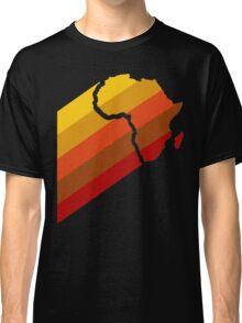 AFRICA RETRO Classic T-Shirt
