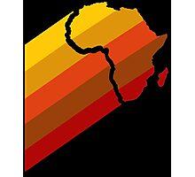 AFRICA RETRO Photographic Print