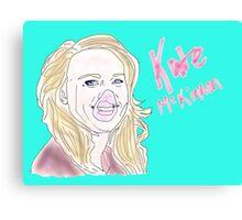 Kate Mckinnon  Canvas Print