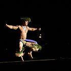 Hawaiian Hula Dancer by Leanne Churchill