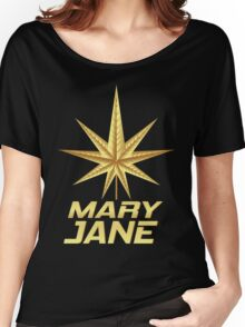 MARY JANE GOLD Women's Relaxed Fit T-Shirt
